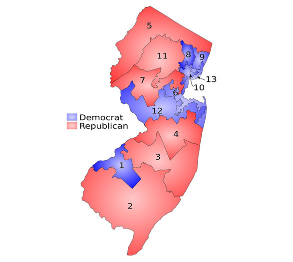 New Jersey Demographics