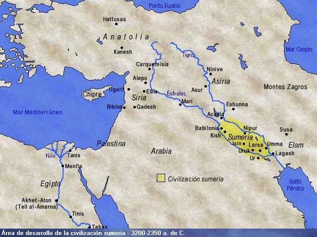 Geomodi Mesopotamia Sintesi Delle Lezioni Di Storia