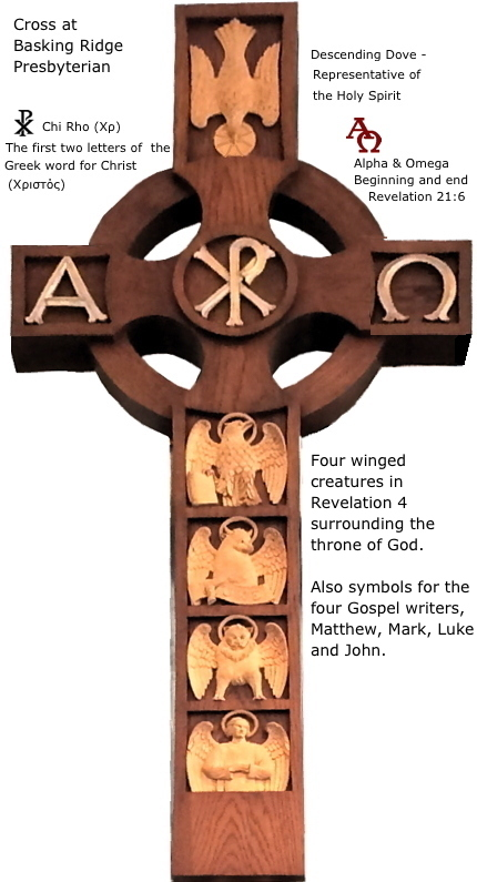 Cross At Basking Ridge Presbyterian
