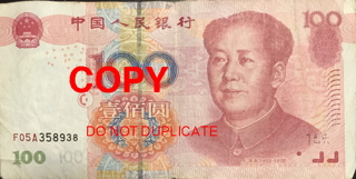Of China At The Time Its Foundation In 1949 It Means People S Currency Yuan Cny Is Name A Unit Renminbi