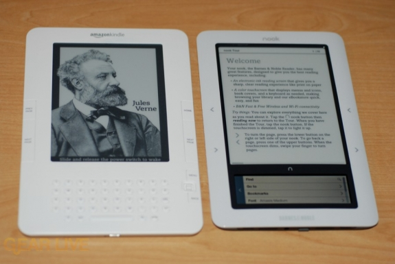 Kindle Vs Sony Reader: EReaders For E-books